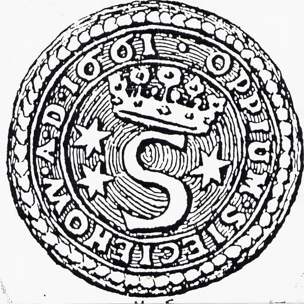 Pieczęć burmistrza Sieciechowa