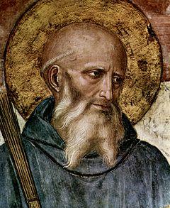 Pirwszy zakonnik w świecie łacińskim
