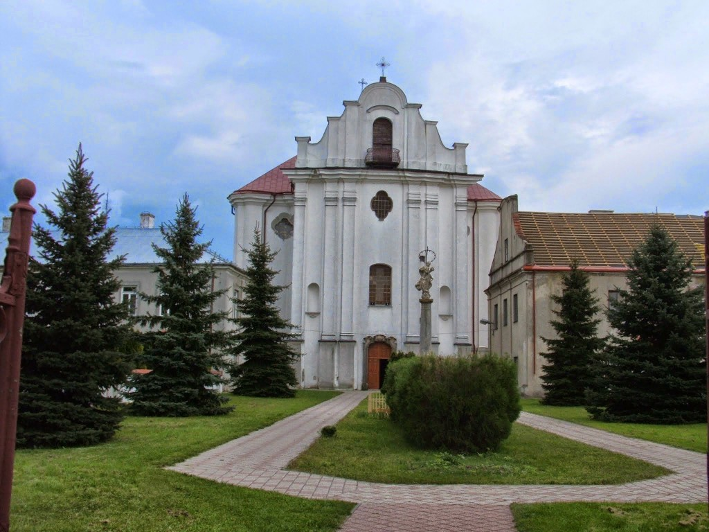 Kościół pobenedyktyński