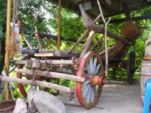 Wóz drabiniasty fot. K. Siek