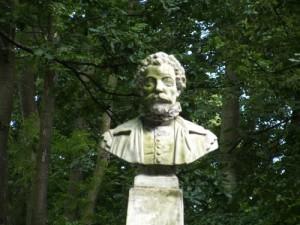 Czarnolas Pomnik Jana Kochanowskiego fot. K. Siek