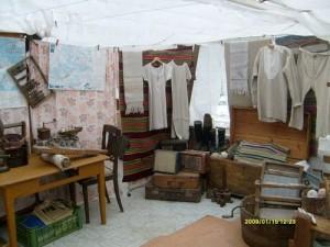 Izba ubrania fot. K. Siek