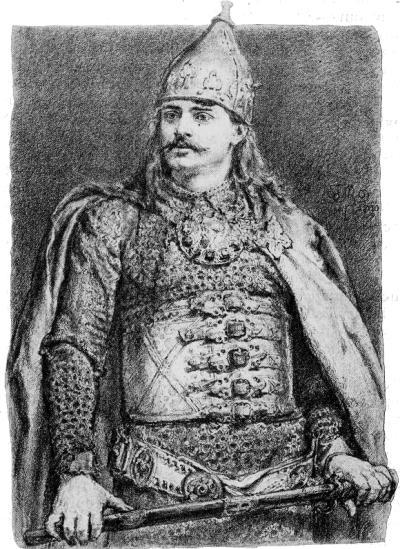 Boolesław III Krzywousty 1102-1138