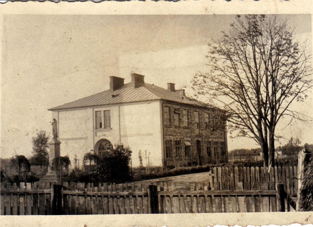 Nowa szkoala  1944r.