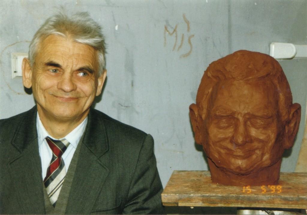 Henryk Kowalczyk i Autoportret