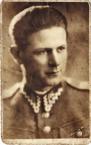 Józef Ostrowski zamordowany w Katyniu