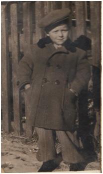 Stefan Siek dziecko